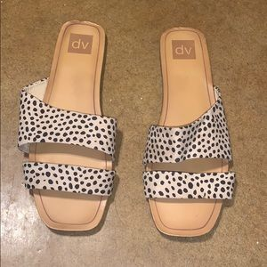 Cheetah print flats - see offer in description